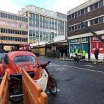 Black Mirror: Bandersnatch  filmed in Croydon, Southwark and Islington
